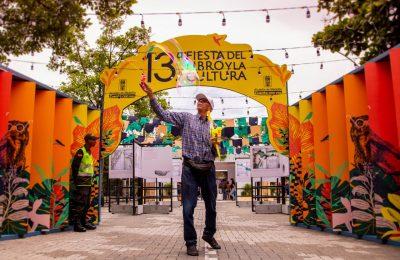 Book and Culture Festival in Medellin, Colombia