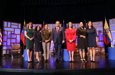 Diáspora Y Desarrollo 2nd Conference: Dominican Women in Power